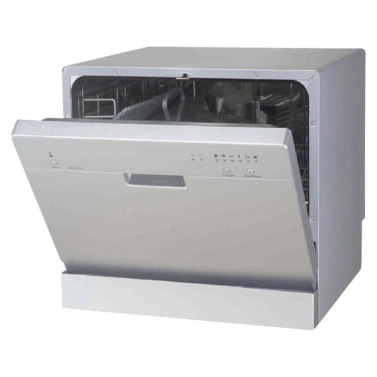Wonderful Sunpentown Countertop Dishwasher   Silver