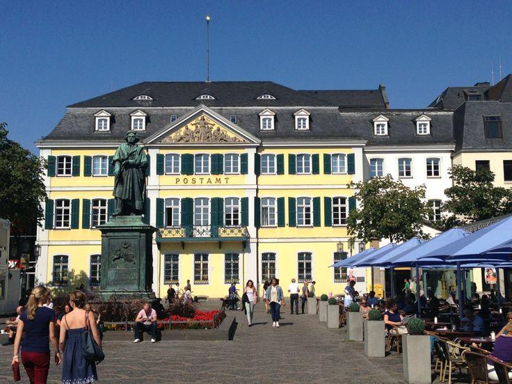 Good Bonn Ich habe Freunde die in Bonn studiert haben und mein Cusin hat in