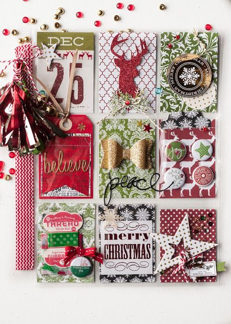 Christmas Pocket Letters by Lorrie Nunemaker