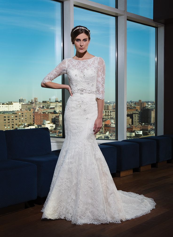 1000 images about justin alexander signature on pinterest for Justin alexander lace wedding dress
