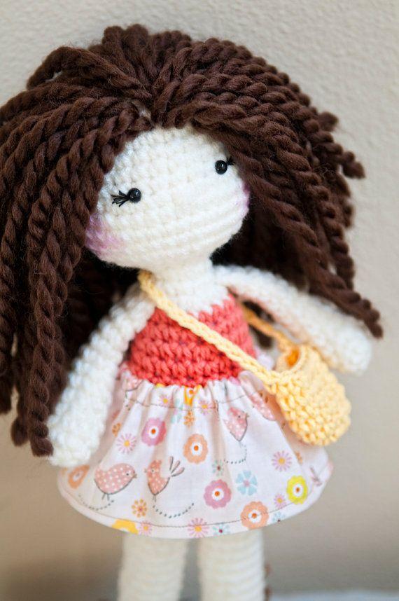 Mejores Más de 75 imágenes de muñecos tejidos en Pinterest ...
