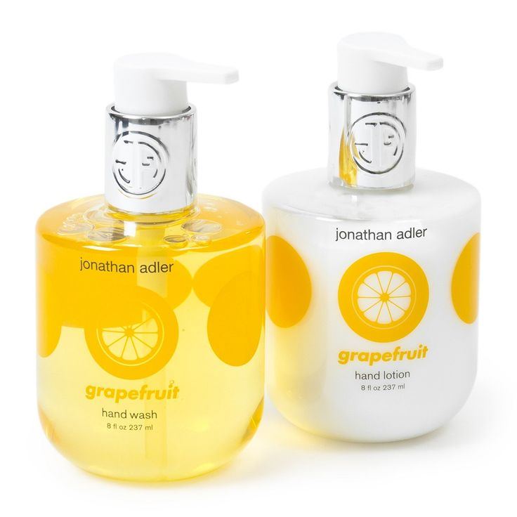Amara - POP handwash & lotion set by Jonathan Adler, £38