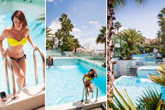 SITO UFFICIALE Wellness Hotel Caravelle 4 stelle a Diano Marina, tra Alassio e Sanremo.