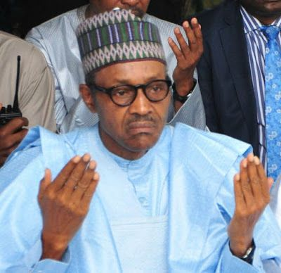 Ekpo Esito Blog: At EID-EL-KABIR, Buhari Says Security and Well-Bei...