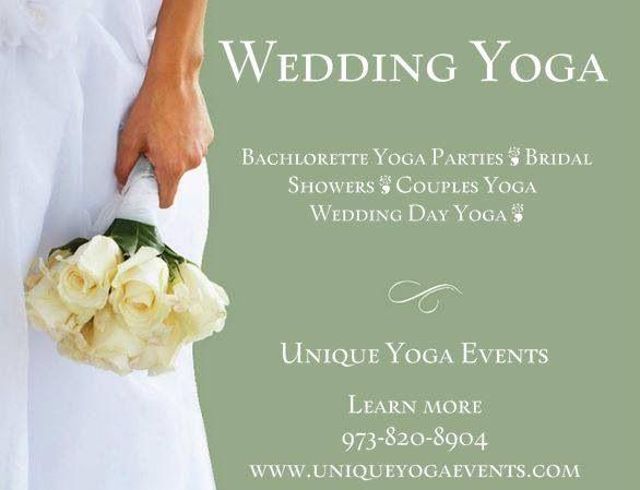 19 best Wedding yoga images on Pinterest Bridal parties Wedding