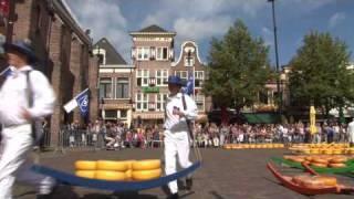 Naar de kaasmarkt in Alkmaar en pijnlijke billen  - uit Hollandse verhaaltjes voor het slapengaan