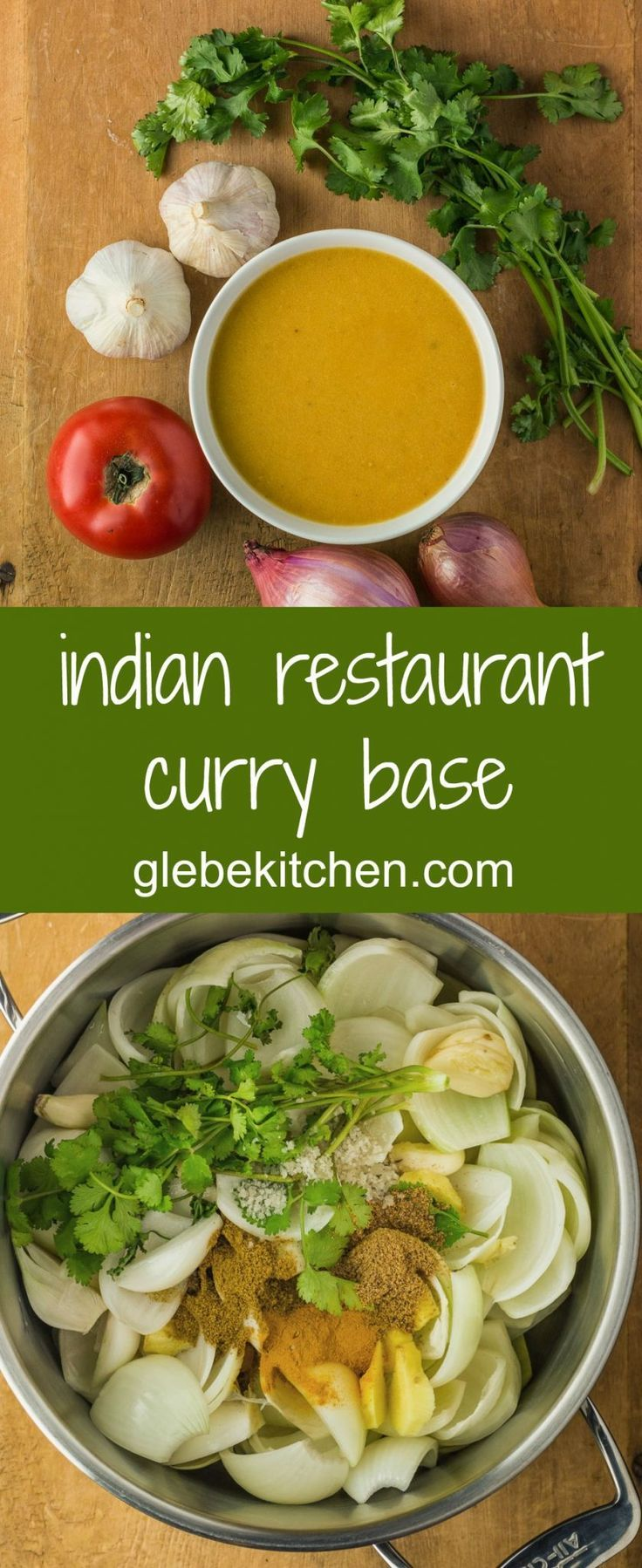 Indian restaurant curry base is at the heart of indian restaurant curry