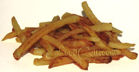 #frenchfries, #fries #chips #frenchfriedpotatoes ... doesn't matter what you call 'em, they're a delicious #treat! #deepfriers are the safest, easiest way to make these #potato #snacks (although we prefer a #wok). #recipes and more @ FoodCult.com  #food matters!