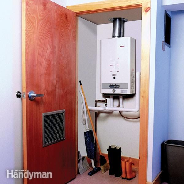 Tankless Water Heater Guide With Images Tankless Water Heater Water Heater Tankless Hot Water Heater