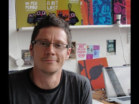Chris Haughton - Illustrator, author, designer