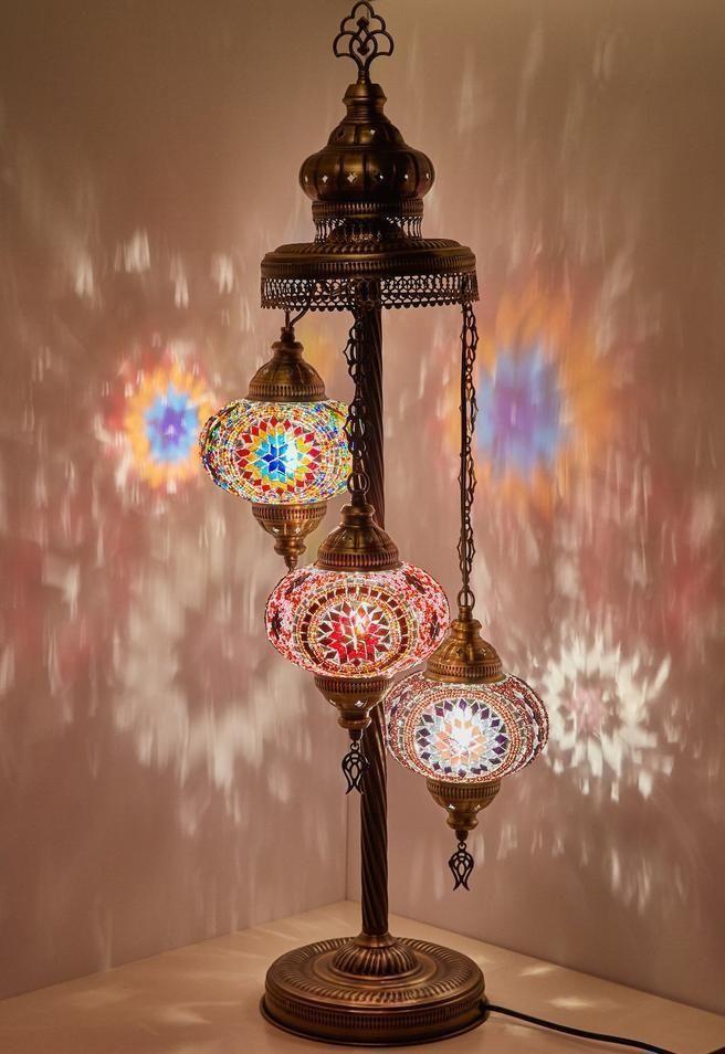 82b83ddec8f15 Handmade* mosaic globe lamp limited edition i 2019 | Lampor | Lampor