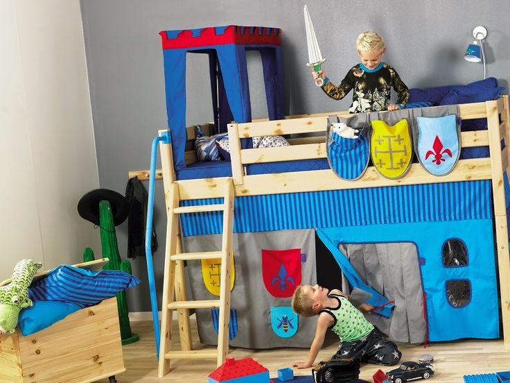 """Датская компания """"Flexa"""" производит модульную детскую мебель из сосны. Простая, удобная и качественная - именно такой должна быть детская мебель! И несомненно, из натурального дерева!"""