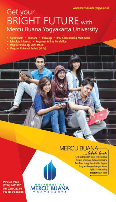 Universitas Mercu Buana Yogyakarta Persuit of Excellent
