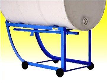 Drum Cradles, drum Truck Models, 55 gallon drum cradle, drum cradle for plastic drums, 55 gal drum cart, 55 gallon barrel cart, barrel hand truck, oil drum cart, 55 gallon barrel stand, barrel moving equipment
