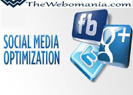SMO is the technique to promote your product, build a brand on various social channels. That includes video sites like Youtube, Social networking sites like Facebook, Twitter, Social bookmarking sites like Stumble Upon, Reddit and many more.  Thewebomania is the best SMO Company in India. To know more please visit: www.thewebomania.com