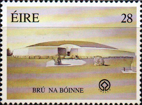 Eire Ireland 1990 Irish Heritage and Treasures SG 764 Fine Used Scott 792 Other Irish Stamps Take a look