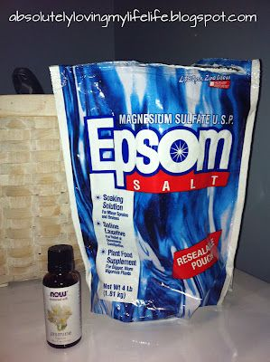 DIY Fabric Softener: 1 cup epsom salt, 10 drops essential oil. Oil not necessary though! **Use 1/4 cup directly into laundry, not softener dispenser.** (Alternative: alternate periodically with vinegar)