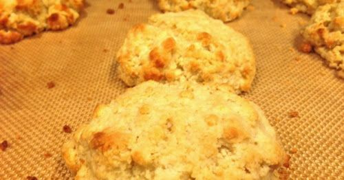 Forget the Carbquik recipe on the box and make these. Absolutely wonderful, yummy tasting biscuits, you will love this recipe!  ~ j...