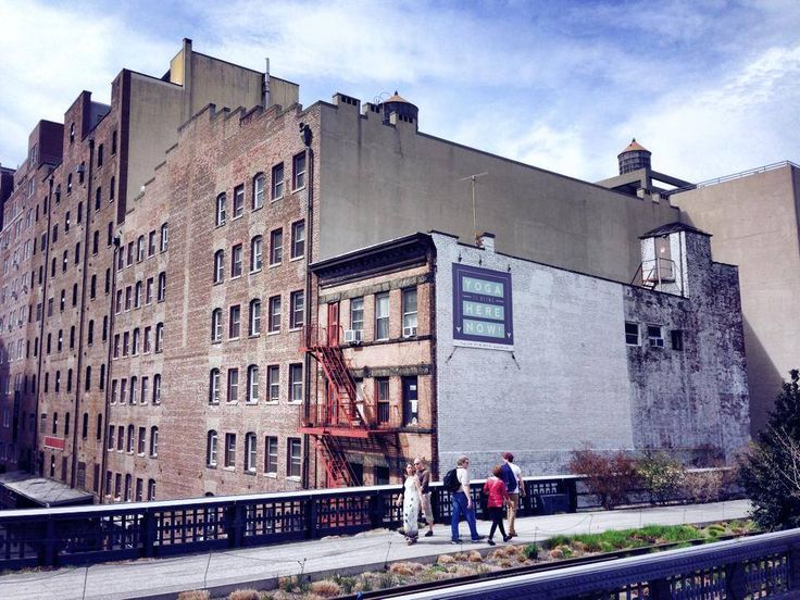 High Line  Photographed by Margrethe Tang