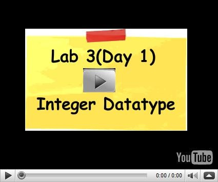 In this video we will see how to take numeric data in our console application. In order to do this we will be talking a new data type here called as integer.  For c# and .NET trainings visit http://www.questpond.com