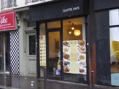 restaurant bastille le bonbon