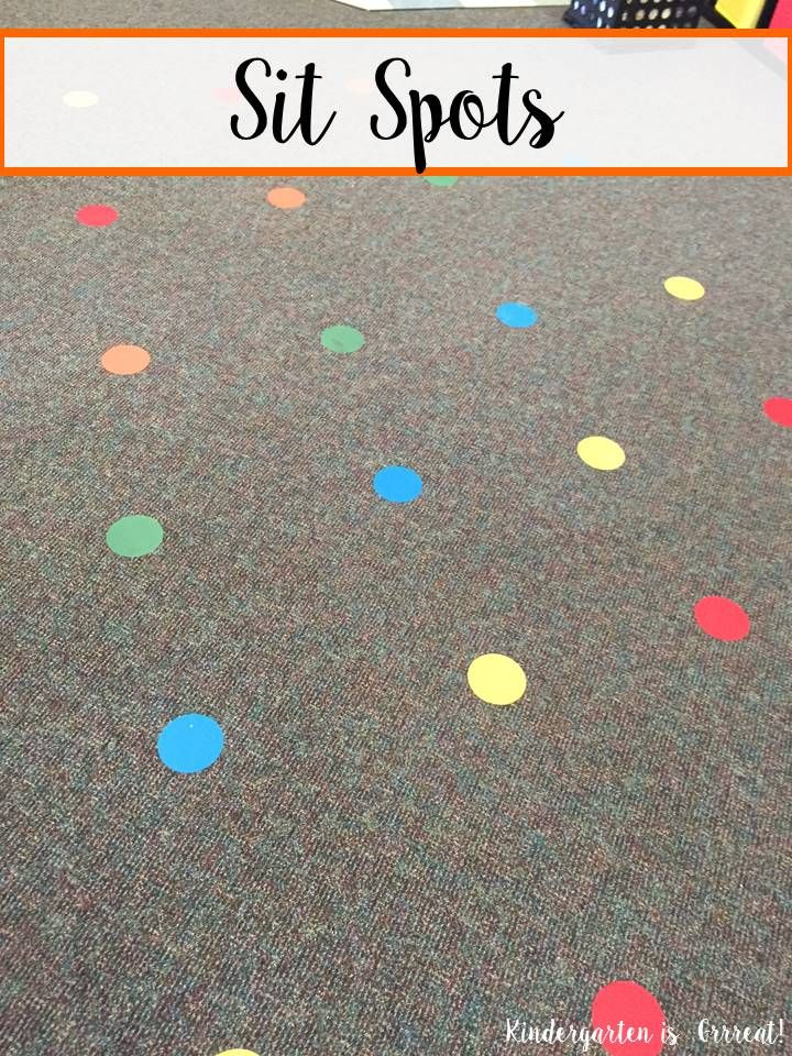 Kindergarten is Grrreat!: 18 Flexible Seating Ideas for your Classroom!