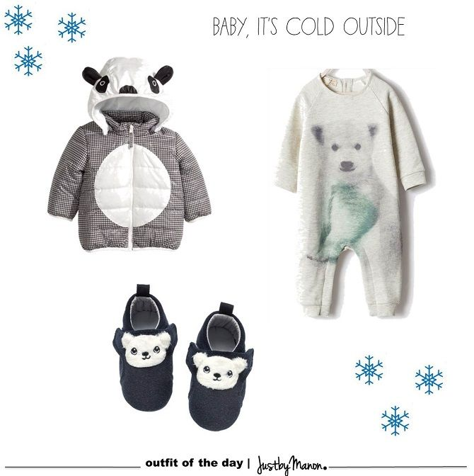 JBM Outfit of the day // baby its cold outside