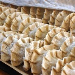 Sui Gow - Chinese Water Dumplings potstickers