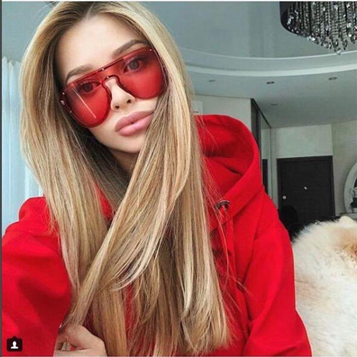 Purple Sun shades Outsized Luxurious Glasses Girls Development Girls Outside Retro Classic Sun shades Massive Body Shades UV400 Glasses Males [orc32907237345] – $29.83 : BuyEyesWear Sun shades