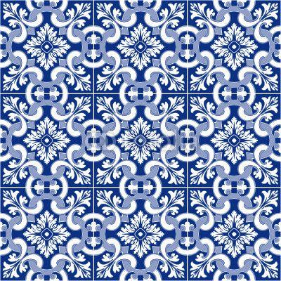 Traditional tile, Azulejo