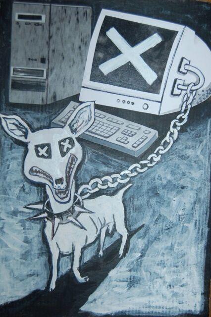Computer virussen worden steeds gevaarlijker www.peterwhoekstra.nl