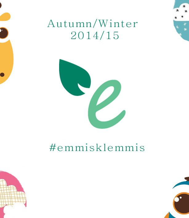 A sneak peek of emmis klemmis collection for AW 2014/2015!! Keep our eyes open, we'll be back soon with more news ...