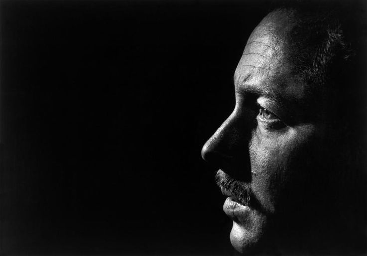 W.Eugene Smith Photographer http://territoriotoxico.wordpress.com/ 1948. US writer Tennessee WILLIAMS