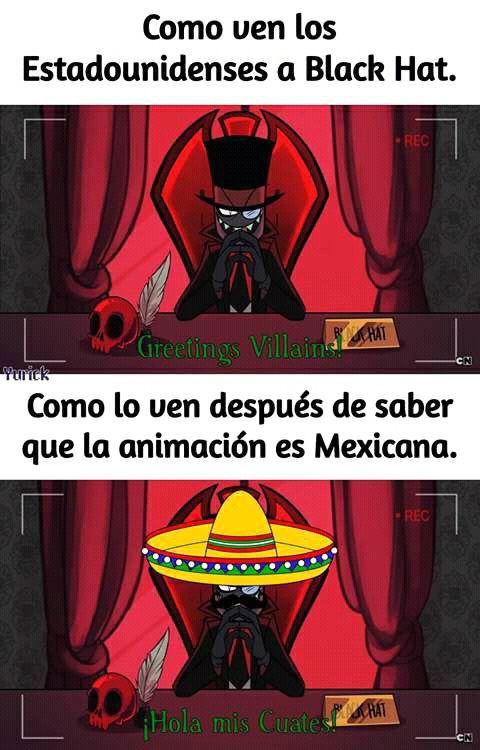 Memes,Solo memes de esta serie de cortos bien chida.  Mis respetos desde El Salvador,  para esta serie digna de ver.