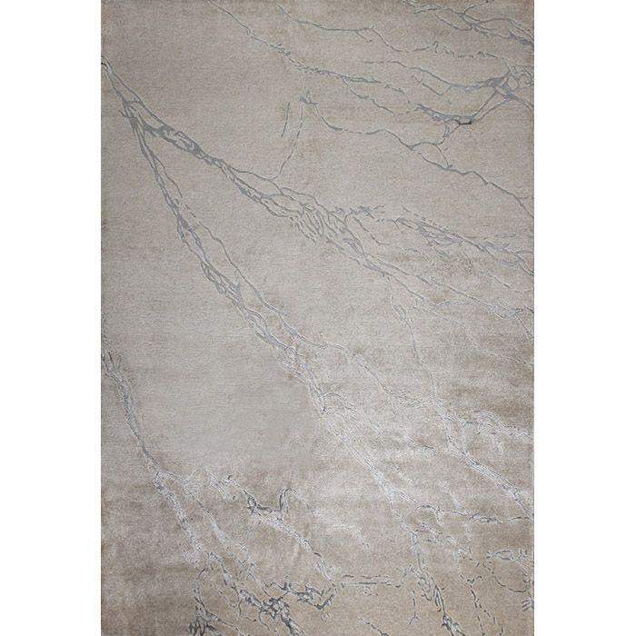 Серебряный ковер Штормовое море Storm Silver #carpet #rug #interior #designer #ковер #дизайн