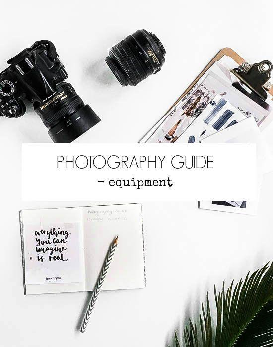 Passion Shake | Photography guide – My Equipment | http://passionshake.com