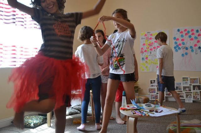 Mama are blog: Caracterul se antrenează (la Gritty Hub)