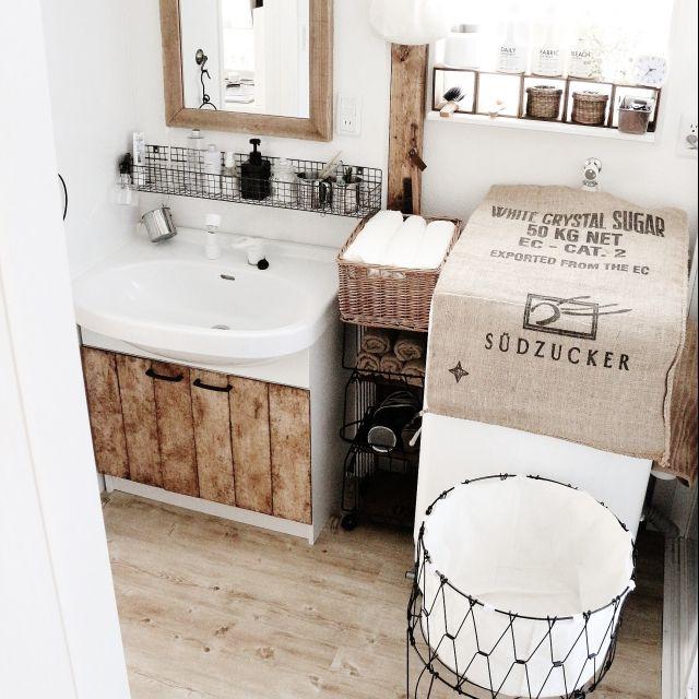lovelyzakkaさんの、Bathroom,のお部屋写真