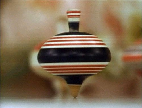 still from tops (1969), a short film by charles and ray eames.
