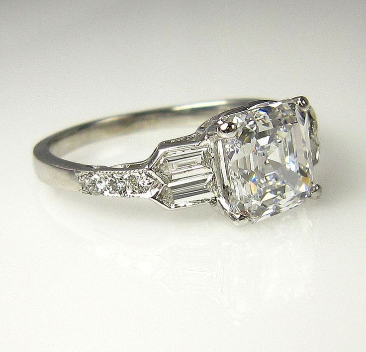Best 25 Antique engagement rings ideas only on Pinterest