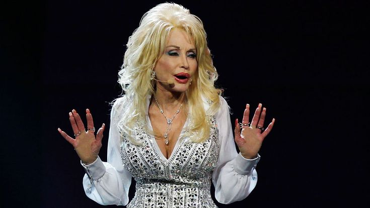 "[ARTICLE] Dolly Parton's Boobs and Arms Are Covered in Secret Tattoos // although it's no one's business what is under Dolly Parton's dress, this is my favorite comment:  ""Those aren't tattoos. That's just what Dolly Parton's body looks like. Because she is a magical creature sent to earth to spread good will and love."""