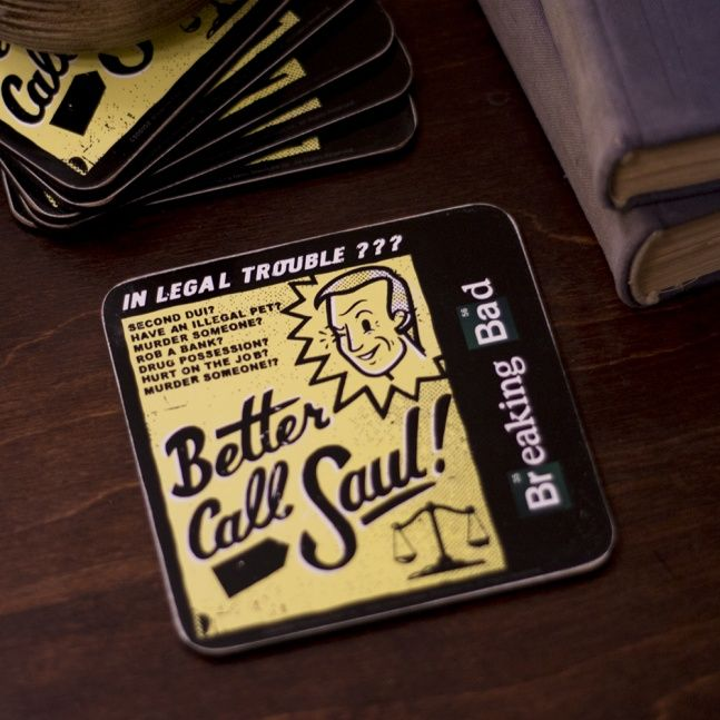Podkładki Better Call Saul
