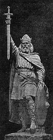 King Aethelred Wessex | King Alfred the Great of England (849-901)