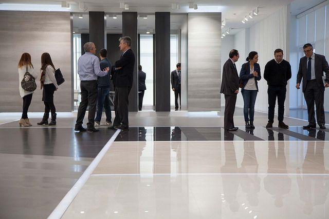 PORCELANOSA Grupo XXI International Exhibition #XXIPorcelanosaExhibition #architecture #interiordesign #2014novelties