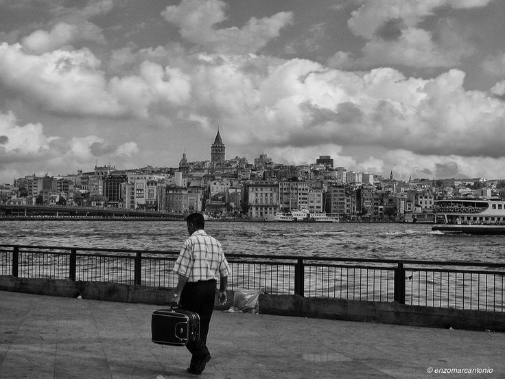 Bosphorus, Istanbul. by enzo marcantonio on 500px