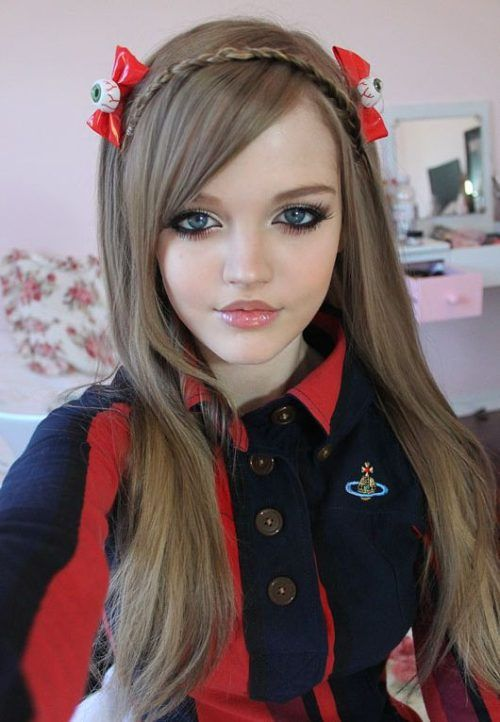 dakota rose human doll girl 14 Dakota Rose is something out of this world (33 Photos)