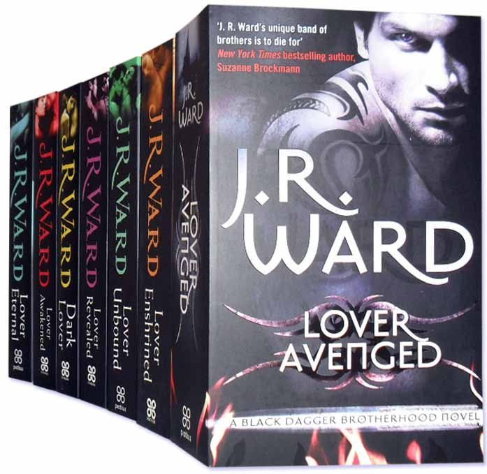 Black Dagger Brotherhood ... my current obsession :)