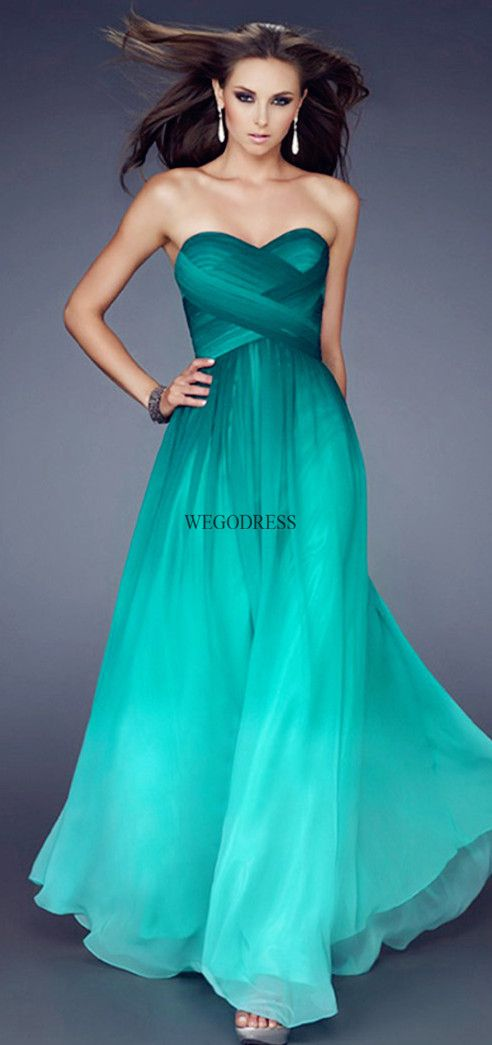 Cheap aqua colored dresses