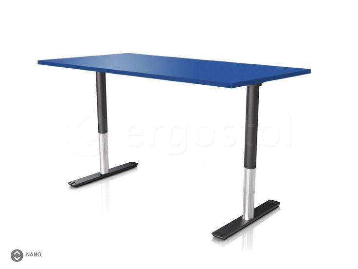 Компьютерный стол Ergostol Nano для работы стоя - сидя