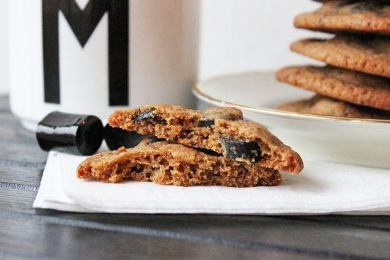 Lakrids cookies
